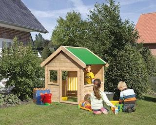 Akubi Kinderspielgerät Kinderspielhaus Jim
