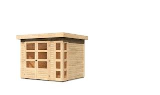 Karibu Woodfeeling Gartenhaus Kerko 3/4/5/6 - 19 mm