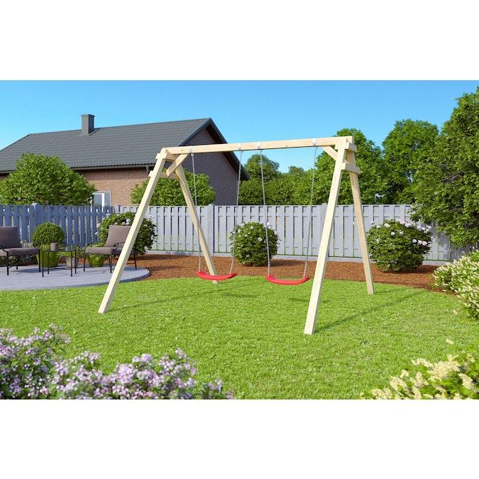 Schaukel für den Garten - günstig online kaufen   Mein-Gartenshop24.de