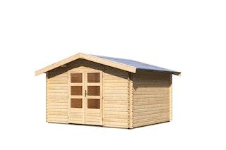 Karibu Woodfeeling Gartenhaus Meldorf 4/5/6 - 38 mm