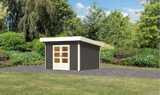 Karibu Woodfeeling Gartenhaus Northeim 3 - 38 mm