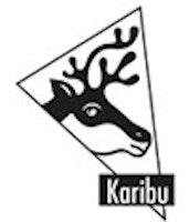 Karibu Farbdose 500 ml terragrau für Ausbesserungsarbeiten