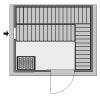 Karibu_Sauna_Sonora_Fenstereinbauposition