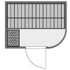 Karibu_Sauna_Titania3_Fenstereinbauposition