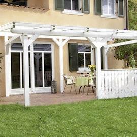 Terrassenüberdachung Holz günstig | Gartenshop24 | Mein-Gartenshop24.de