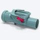 KESSEL 73050 - Rückstaudoppelverschluss Staufix - DN 50