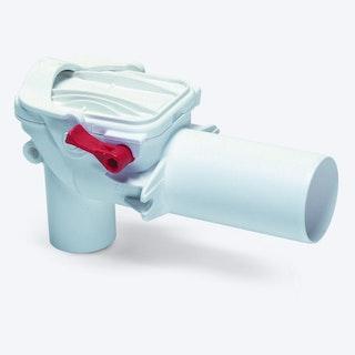 KESSEL 73051 - Rückstaudoppelverschluss Staufix Waschtisch-Siphon DN 50