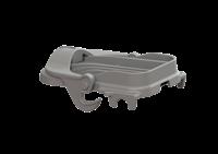Kessel 70053 - Verriegelungsdeckel DN 50 Dichtung grau