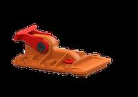 Kessel 70103 - Verriegelungsdeckel Staufix DN 100