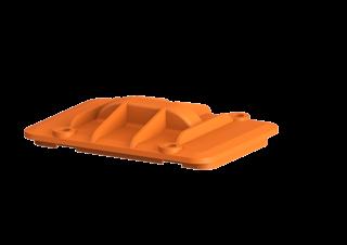 Kessel 70101 - Deckel für Grundkörper DN 100
