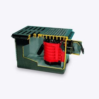 KESSEL 28450 - Rückstaupumpanlage Pumpfix S für Bodenplatte