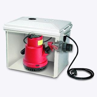 KESSEL 28560 - Schmutzwasserhebeanlage Minilift - Überflurinstallation