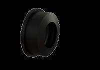 Kessel 680020 - Gumminippel DN 40x40