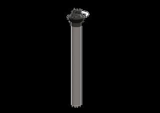Kessel 680072 - Anschluss Drucksteuerung 310 mm, 5m Schlauch