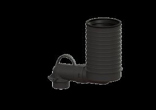 Kessel 680215 - Zulaufanschluss für Pumpfix F Komfort/ Bodenplatte
