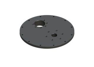Kessel 680303 - Deckel Fettabzug manuell