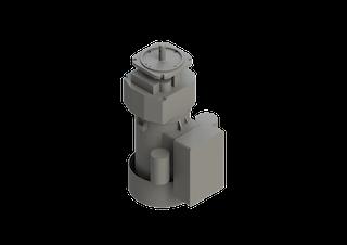 Kessel 680310 - Getriebemotor CYCLO 6000 230VAC