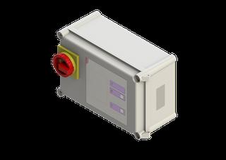 Kessel 680341 - Schaltgerät für M4,0 kW