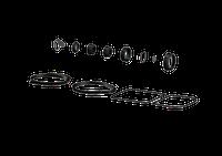 Kessel 70319 - Dichtungsset II für Pumpfix/Ecolift