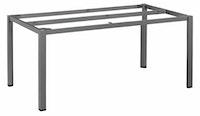 Kettler Tischgestell CUBIC 160 x 95 cm Aluminium anthrazit