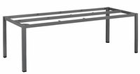 Kettler Tischgestell CUBIC 220 x 95 cm Aluminium anthrazit