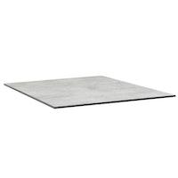 Kettler Tischplatte 160 x 95 cm C-Profil, HPL grau