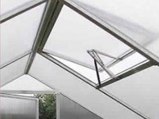 KGT zusätzliches Dachfenster inkl. automatischem Fensterheber für Modell Rose / Orchidee / Lilie / Tulpe