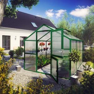 Fabulous Gewächshaus freistehend - sicher & bequem online bestellen   Mein OZ21