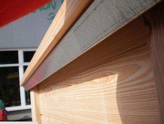 KGT Schneckenkante für Hochbeet Woody 130 + 210 + Light