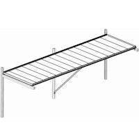 KGT Tischgestell für Gewächshäuser