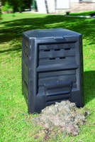 KHW Komposter 640 Liter ohne Boden