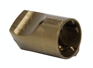 Kopp Kunststoff-Schutzkontakt-Kupplung 16A, gold