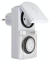 Kopp Tageszeitschaltuhr Feuchtraum mechanisch