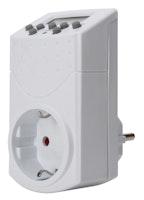 Kopp Zeitschaltuhr digital Mini weiß