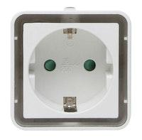 Kopp LED-Nachtlicht inkl. Steckdose 2 LED`s