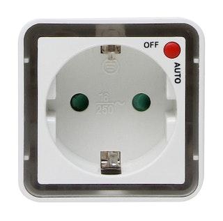 Kopp LED Nachtlicht mit 2 LED´s inkl. Steckdose
