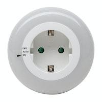 Kopp LED Nachtlicht mit 3 LED`s inkl. Steckdose