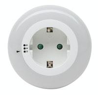 Kopp LED Nachtlicht mit 9 LED`s inkl. Steckdose
