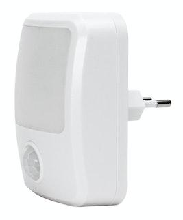 Kopp LED Nachtlicht mit 6 LED`s, Bewegungsmelder, AN/AUS Schalter