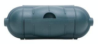Kopp Schutzbox für Stecker grün