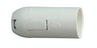 Kopp Isolierfassung E14 weiß