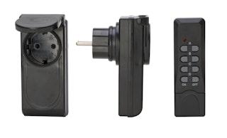 Kopp Funk-Schalter-Set 2+1 für Innen