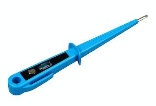 Kopp Euro-Spannungsprüfer 19cm blau