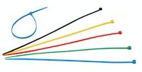 Kopp Kabelbinder farbig, 300 x 4,8 mm