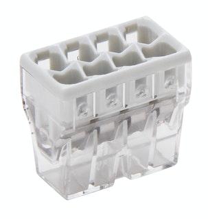 Kopp WAGO COMPACT-Verbindungsdosenklemme, 8-Leiter-Klemme