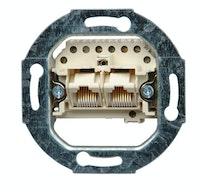 Kopp UAE-Anschlussdose 8-polig Unterputz
