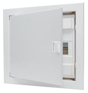 Kopp Unterputz und Hohlwand-Verteilerkasten weiß