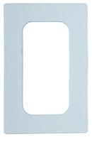 Kopp Dekorrahmen/ Tapetenschutz 2-fach, 72x142 mm
