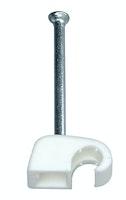 Kopp Iso- Schellen 4 - 7 mm weiß