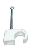Kopp Iso-Schellen 7- 11 mm weiß